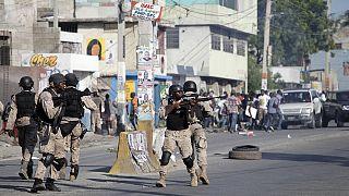 Gewalt nach Vorwahl: Brennende Reifen und Festnahmen auf Haiti