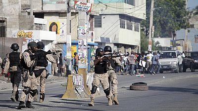 Nuevo estallido de violencia en Haití tras conocerse los resultados de las elecciones presidenciales