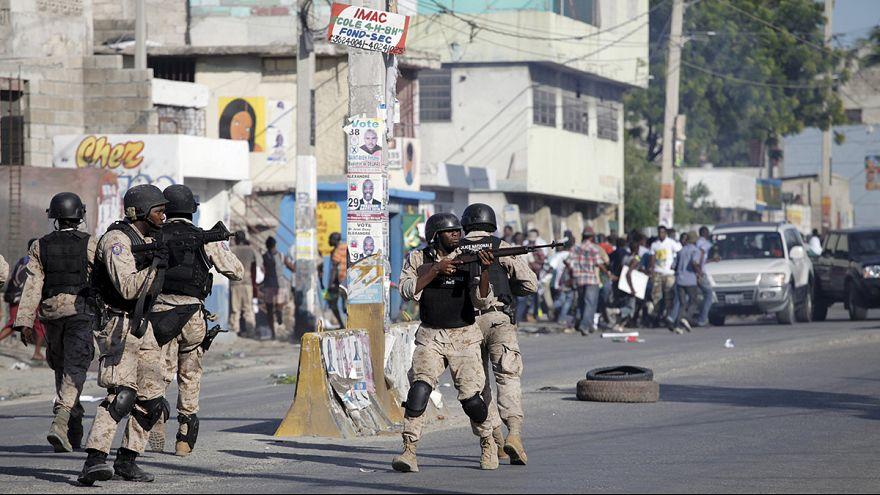 Haiti'de devlet başkanlığı seçimlerinin ilk tur sonuçları muhalefetin tepkisini çekti