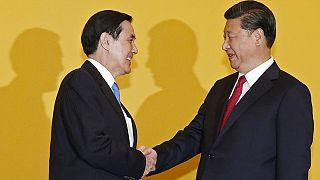 Singapur alberga una histórica cumbre entre China y Taiwán