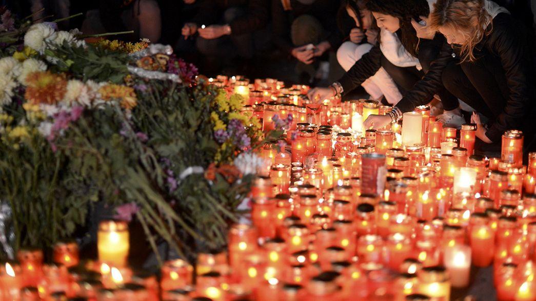 حصيلة ضحايا حريق مَرْقَص بوخاريست ترتفع إلى 39 قتيلا