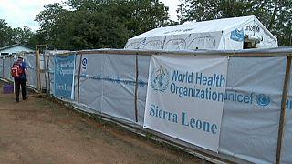 منظمة الصحة العالمية تعلن عن انتهاء وباء إيبولا في سيراليون