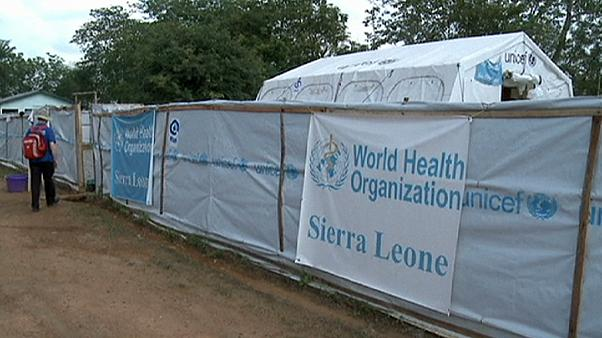 Sierra Leone Ebola-frei