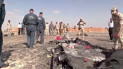 Nach Flugzeugabsturz: Ägypten bestätigt ungewöhnliches Geräusch