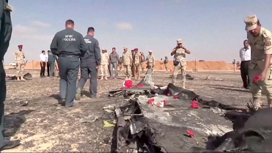 Egito ainda não aponta para atentado em explosão de avião russo