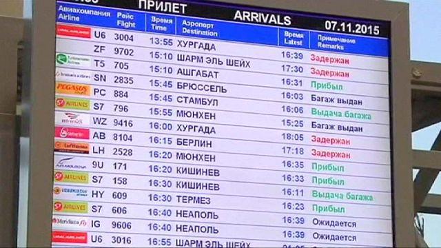 Sina'da düşen yolcu uçağı Rus ve Mısırlı turizm şirketlerini vurdu