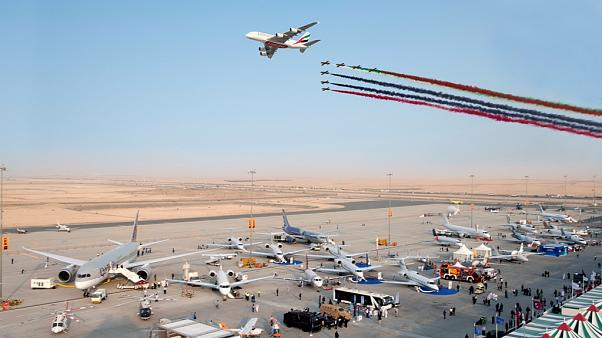 Dubai Airshow Live