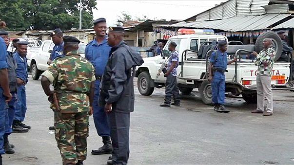 Власти Бурунди разоружают население