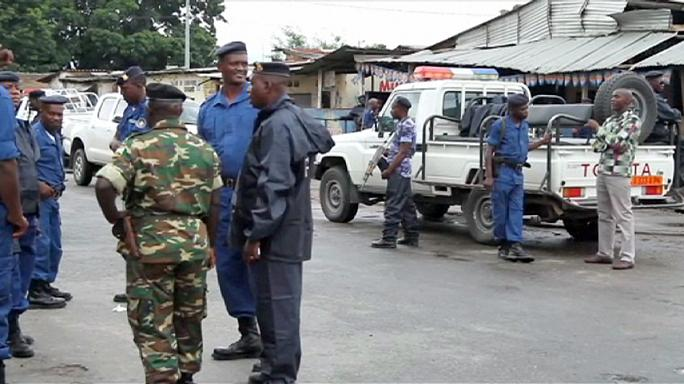 Burundi : la police ratisse les quartiers contestataires de la capitale