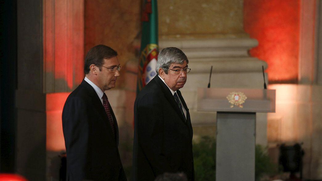 Portekiz'de sol partiler hükümeti düşürmek için anlaştı