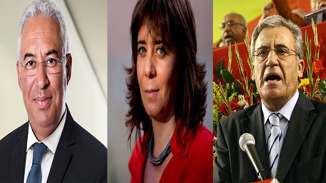 Portugal: Pontos dos acordos da coligação de esquerda (PS/BE/CDU)