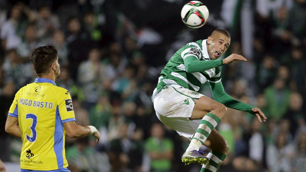 Liga Portuguesa, J10: Estrelinha de campeão continua a acompanhar Sporting, Porto e Benfica cumprem