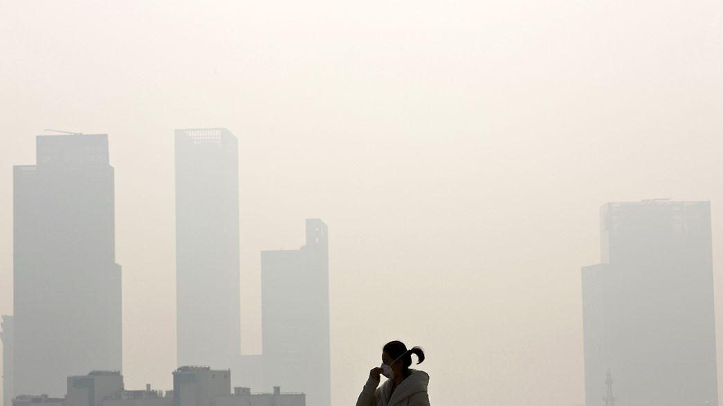 Nuevo récord del nivel de concentración de gases de efecto invernadero en 2014, según la ONU
