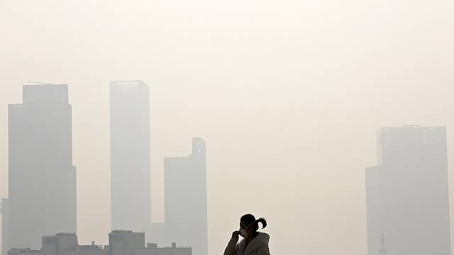 Nouveau record du niveau de concentration des gaz à effet de serre en 2014 selon l'ONU