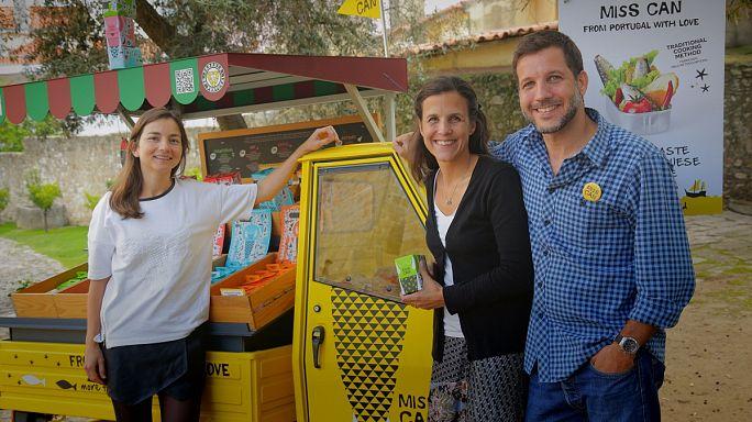 В Лиссабоне помогают малому бизнесу от А до Я