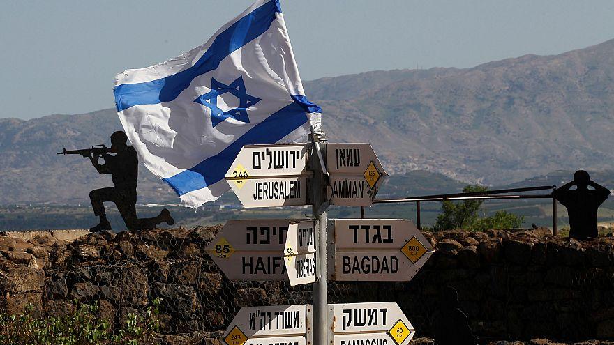 Image: Golan Heights