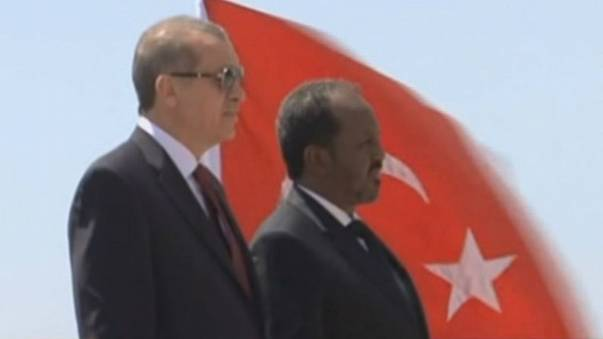 Turkey's rising role in Africa