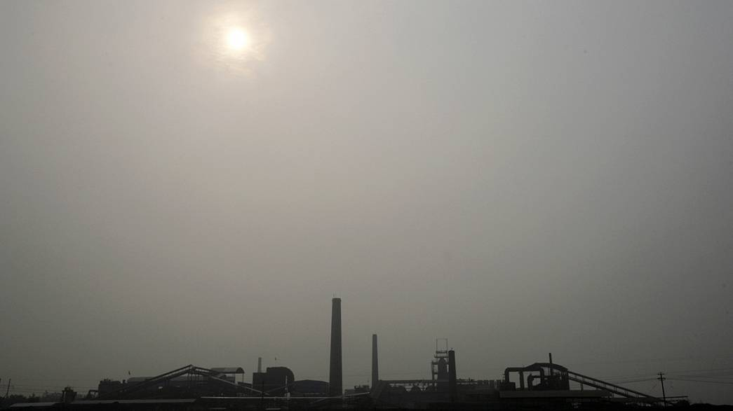Greenhouse gas levels reached record and 'dangerous' high in 2014
