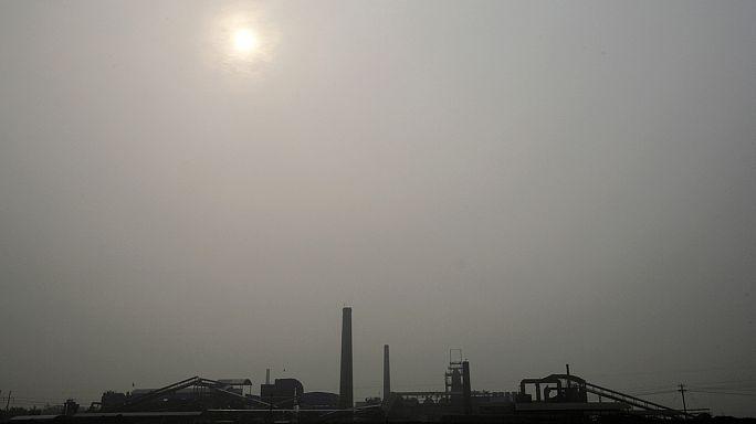 Concentração de gases com efeito de estufa bateu novo recorde em 2014