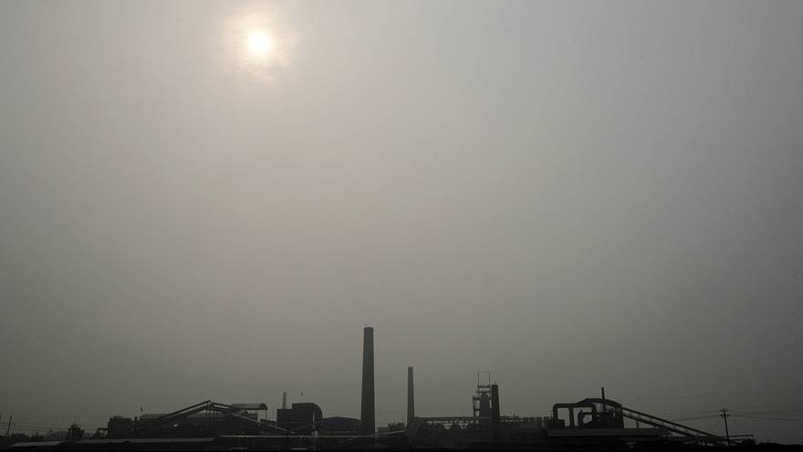 Уровень концентрации СО2 в атмосфере Земли бьет новые рекорды