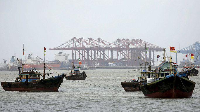 OECD: aggasztóan gyengén fejlődik a világkereskedelem