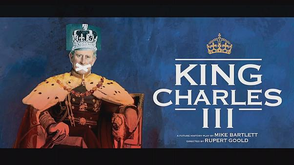 West End hit 'King Charles III' hits Broadway