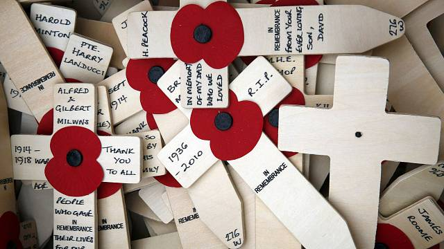 How Remembrance Day poppy pins came to be