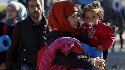 EU interior ministers discuss speeding up relocation of refugees