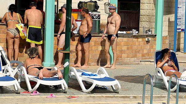 Туристы чувствуют себя в безопасности. Репортаж из Шарм-эль-Шейха