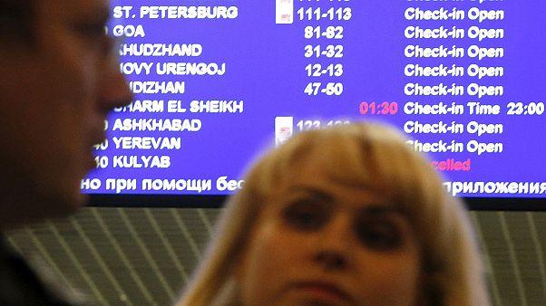 Россияне и британцы покидают Египет