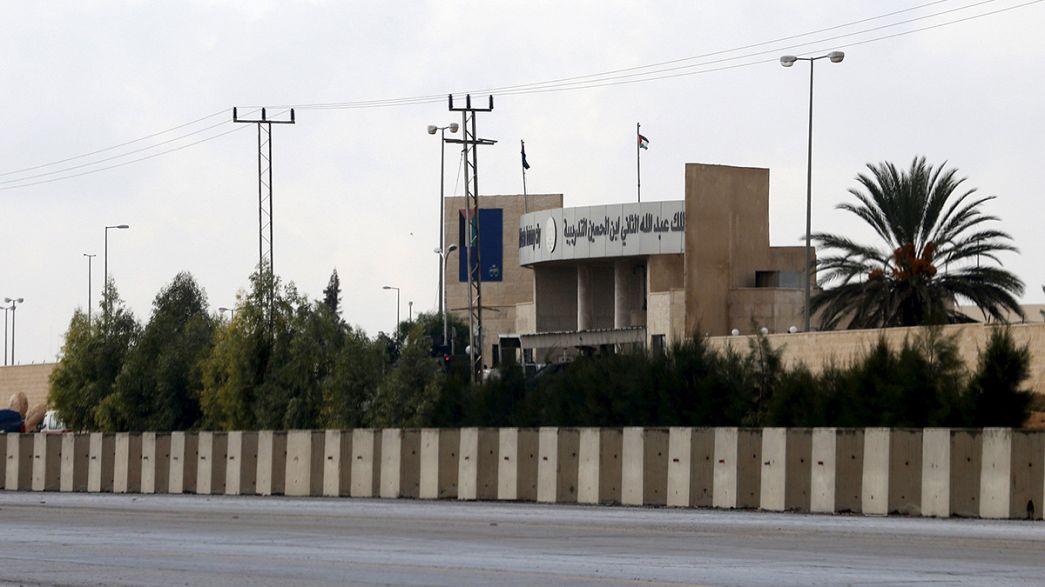 Bluttat in Amman: Jordanischer Polizist erschießt zwei US-Ausbilder