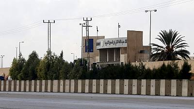 Gunman kills five including US staff at police training centre in Jordan