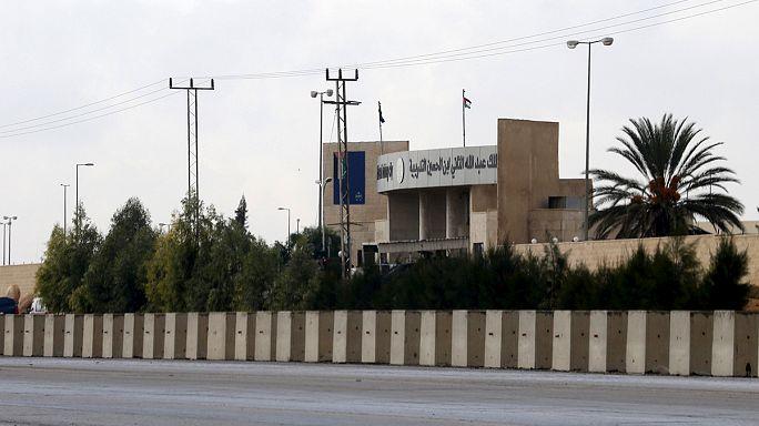 Иордания: в тренировочном центре МВД убиты инструкторы-американцы