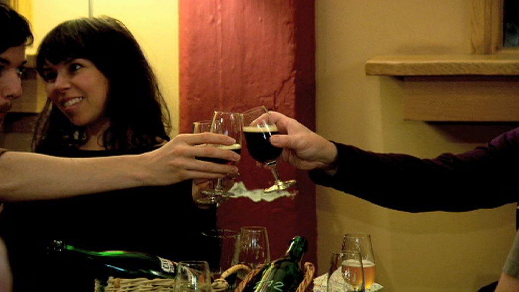 Outono belga atípico coloca em causa produção de cerveja Kriek Lambic