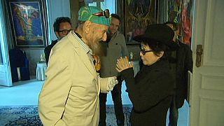 الفنان التشكيلي النمساوي إيرنست فوكس يفارق الحياة عن 85 عاما
