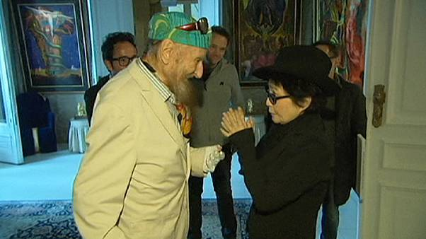 نقاش سرشناس اتریشی درگذشت