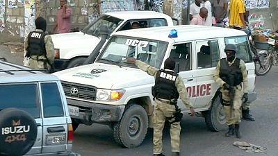 El transporte público en Haití permanece bloqueado por protestas