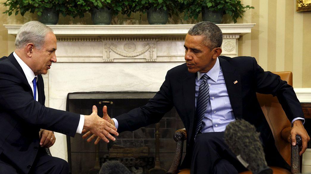 Obama bekräftigt israelisch-amerikanische Sicherheitspartnerschaft