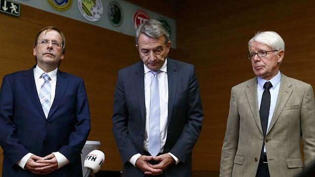 ФРГ: Вольфганг Нирсбах подал в отставку с поста президента Немецкого футбольного союза