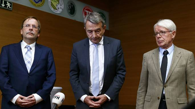 President of Germany's football federation resigns over FIFA payment