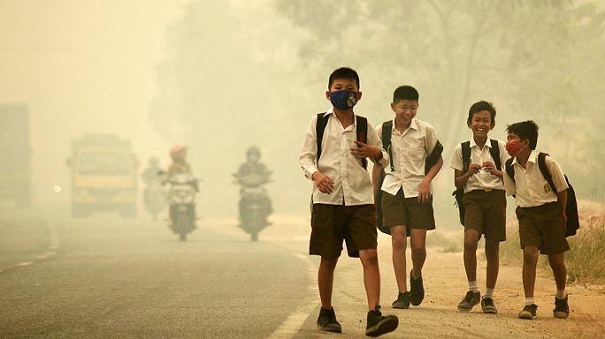 WMO: nő a károsgáz-kibocsátás, melegszik a légkör