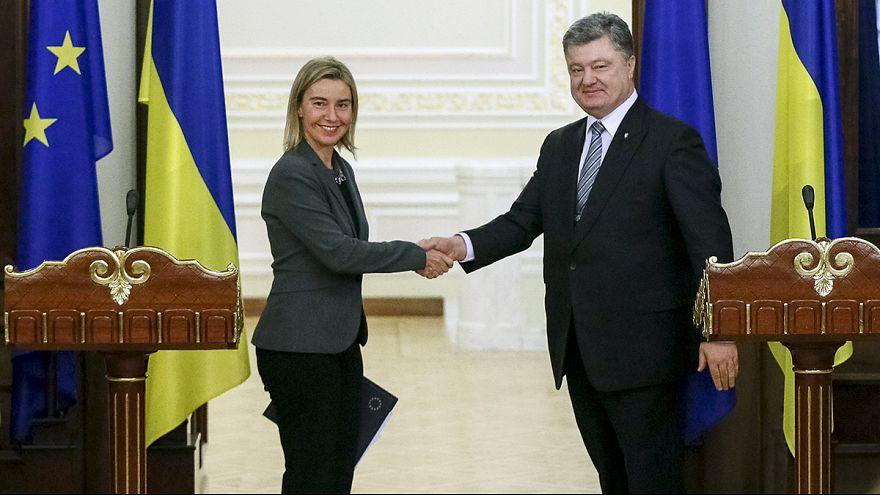 بروكسل لأوكرانيا: مكافحة الفساد مقابل نظام التنقل دون تأشيرة إلى الاتحاد الأوروبي