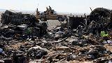 Rusia admite la hipótesis terrorista en el siniestro del Sinaí