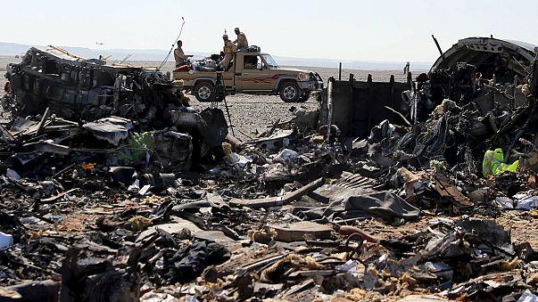 Russland nach Flugzeugabsturz: Anschlag einer der wahrscheinlichen Gründe