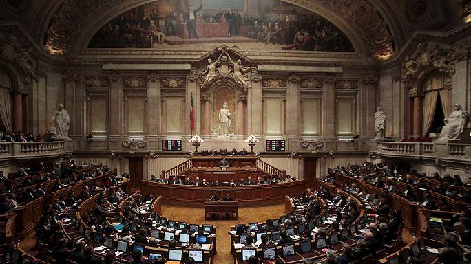 Portugália: a kormány jövője a mai szavazás tétje