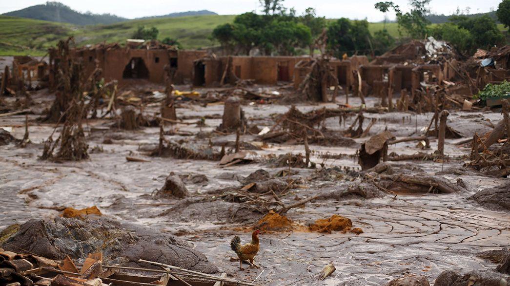 Brasile. Sono 25 i dispersi dopo straripamento dighe miniera di ferro