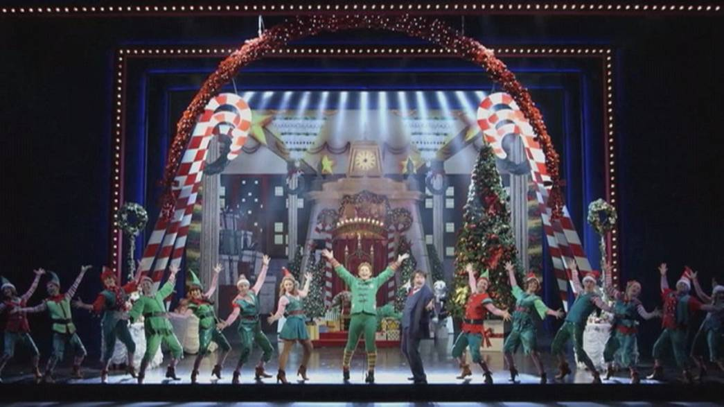 Christmas comes early with Elf The Musical