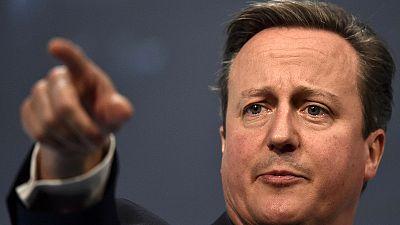 Cameron avança exigências para manutenção do Reino Unido na UE
