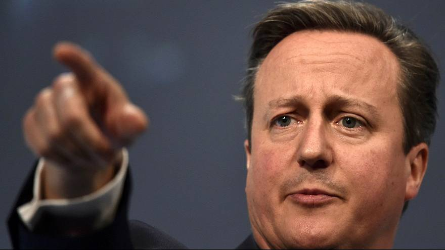 Cameron sets out demands for Britain to remain in the EU