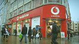 Vodafone'un 6 aylık geliri 8.11 milyar Euro